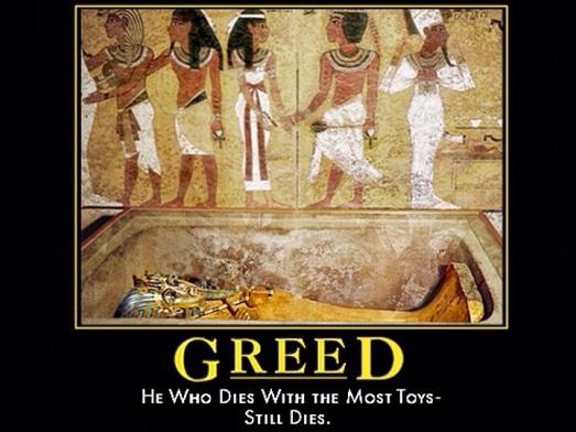 Greed Photo